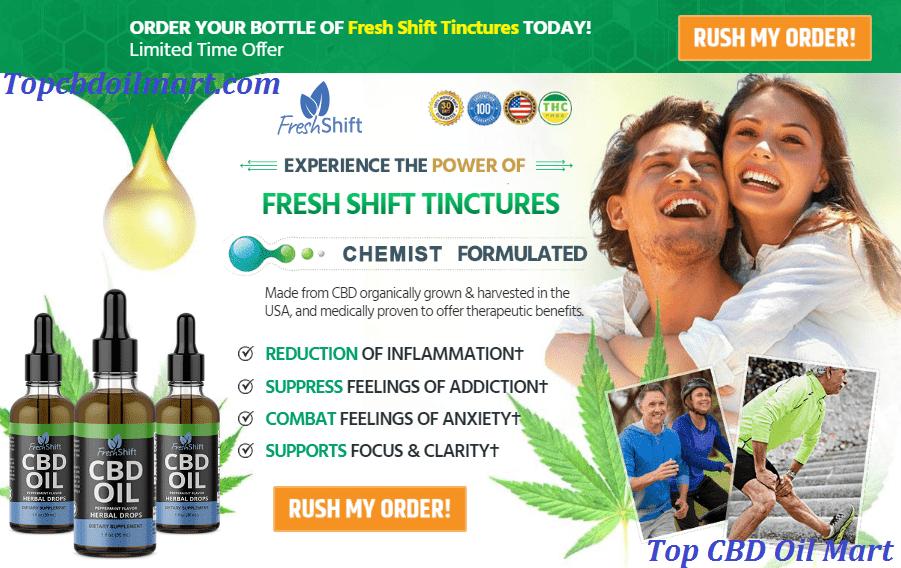Fresh Shift CBD Oil