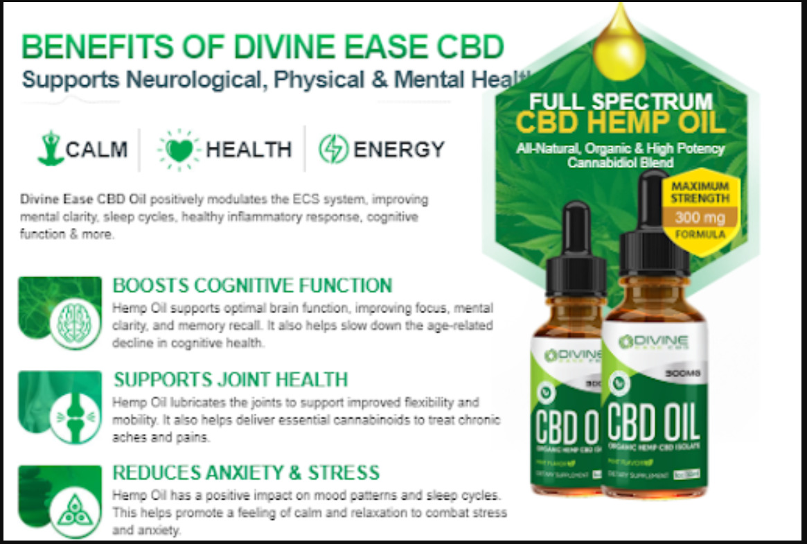 divine cbd oil