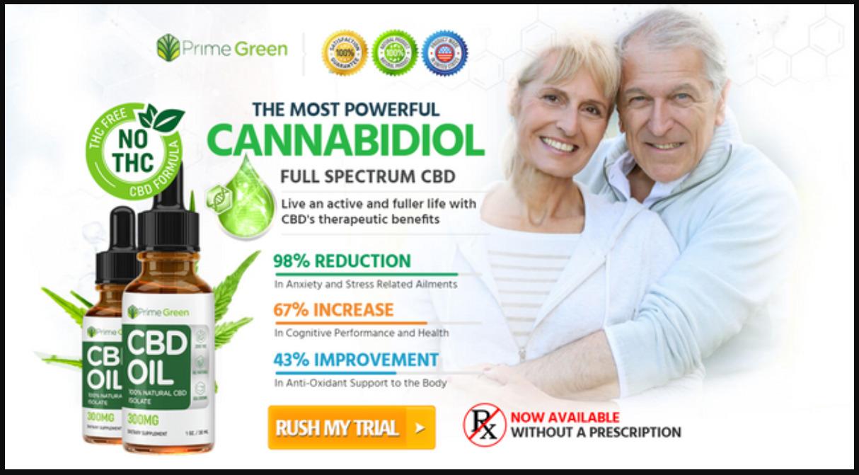 prime green cbd