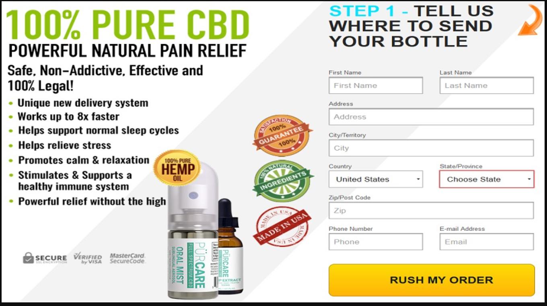 purcare cbd oil 1