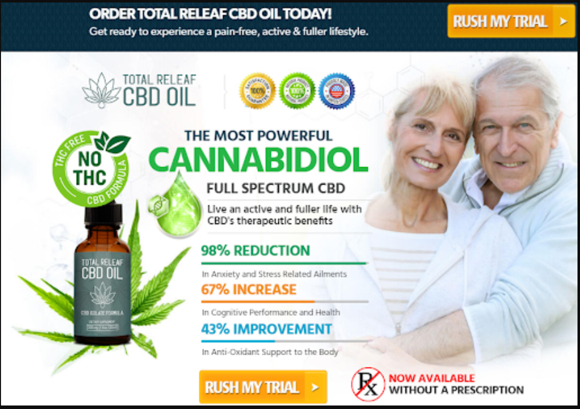 total releaf cbd oil