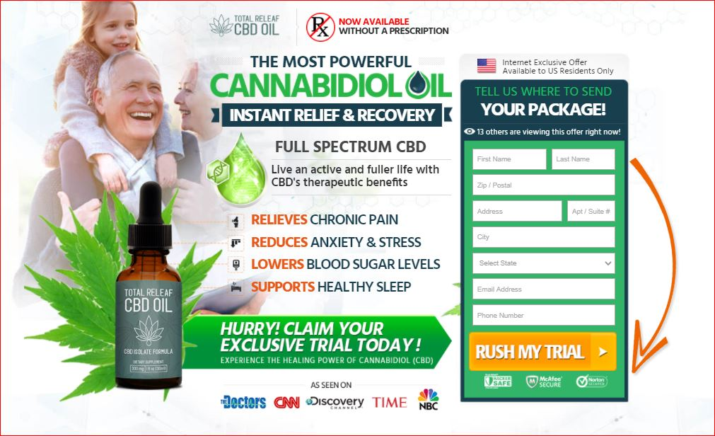 total releaf cbd