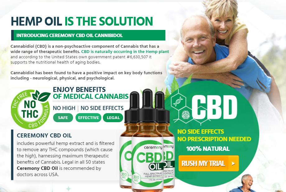Ceremony CBD Oil
