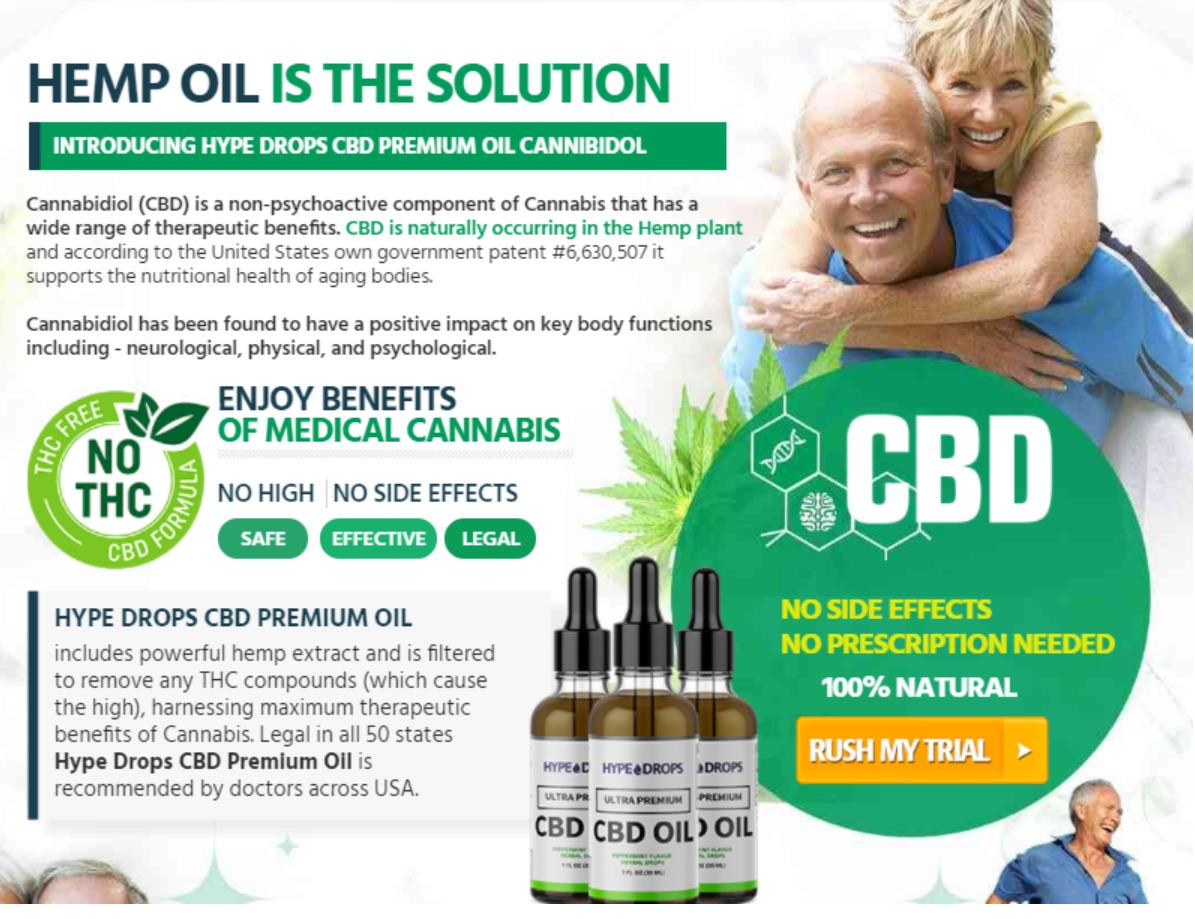 hype drops cbd oil rev