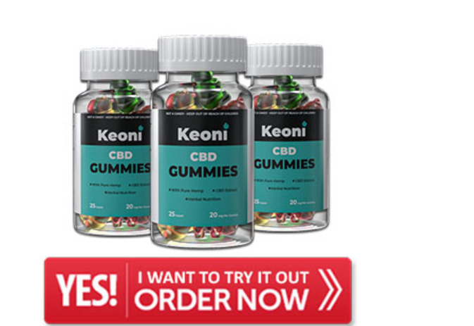 keoni cbd gummies