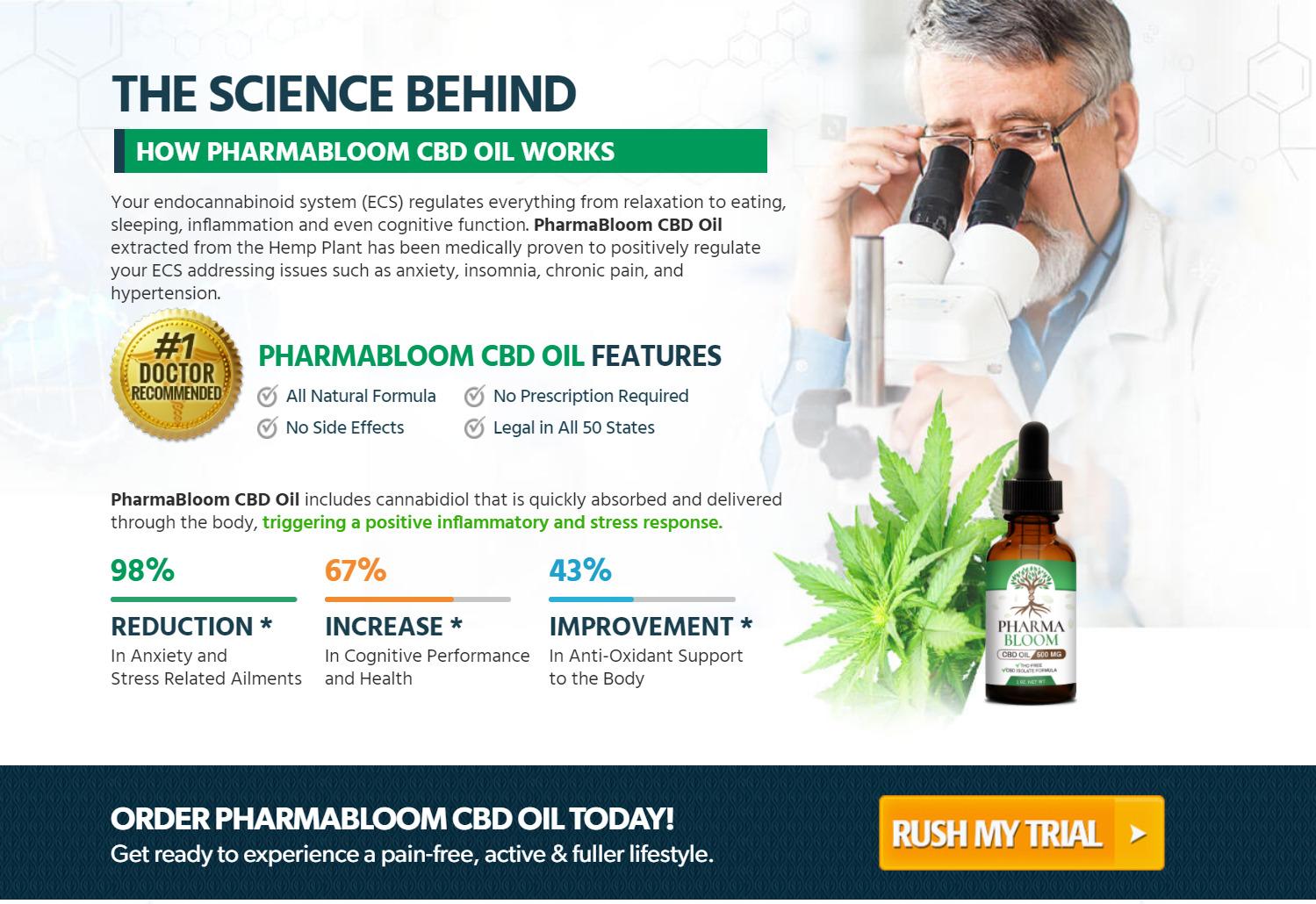 Pharma bloom cbd oil bene