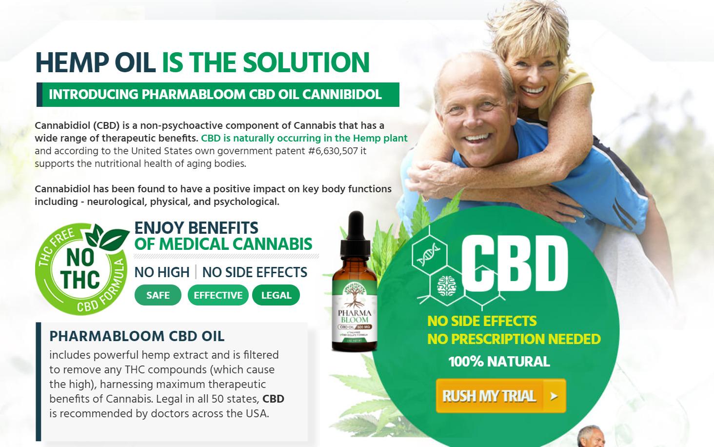 Pharma bloom cbd oil rev