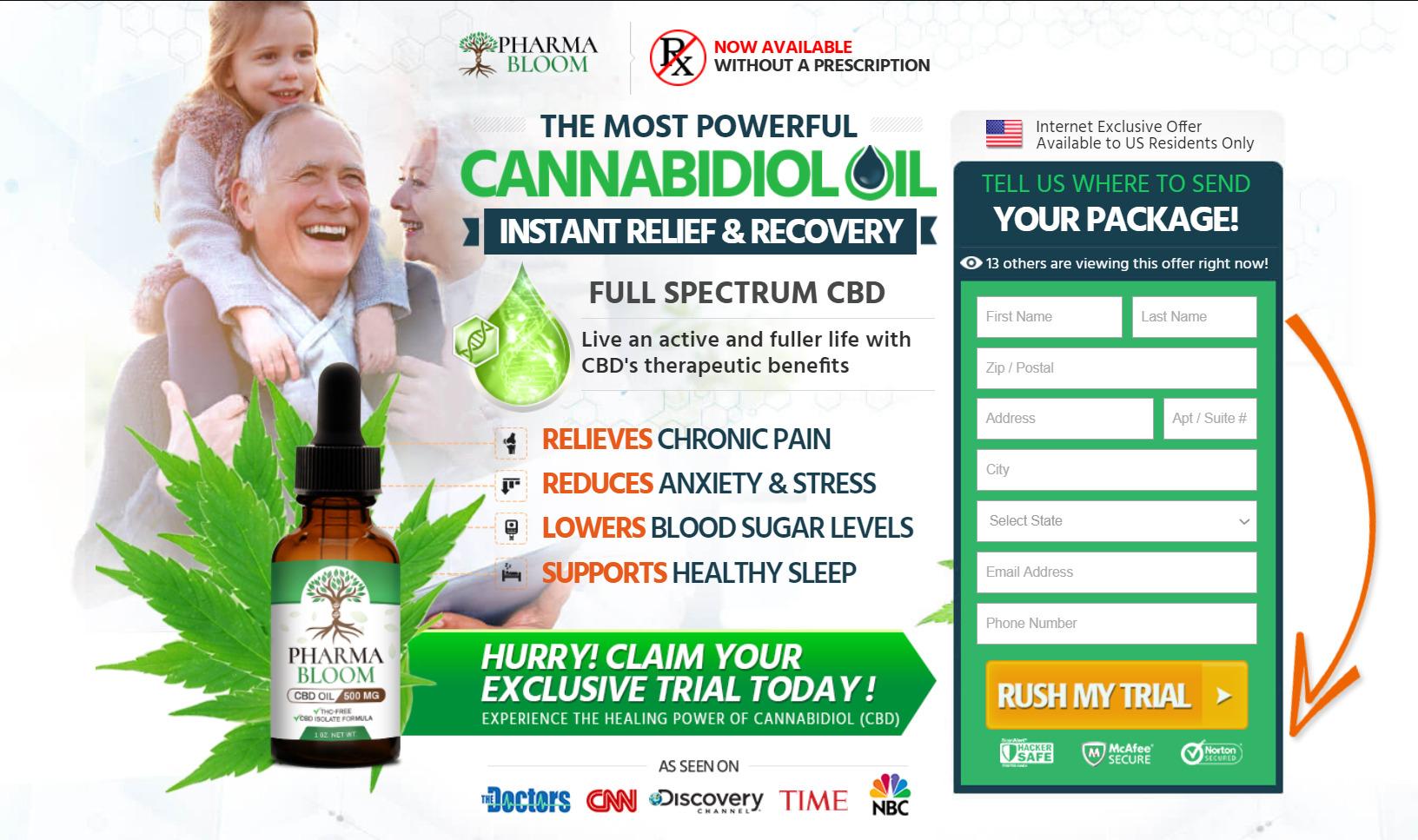 Pharma bloom cbd oil