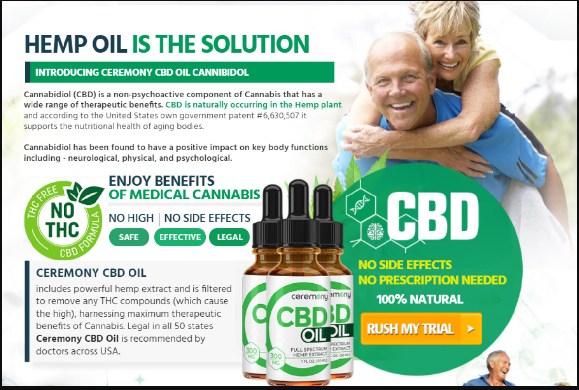 Ceremony Cbd Oil