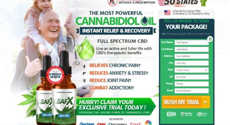 leaf x cbd oil