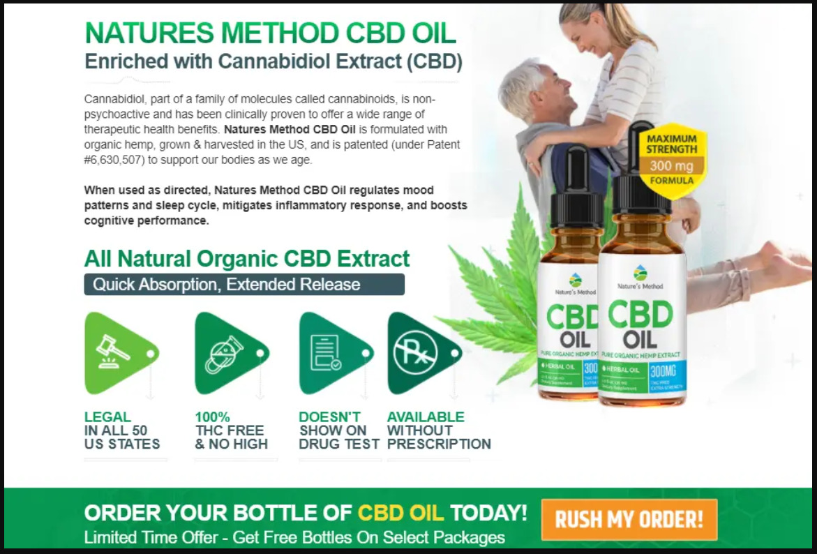 nature method cbd oil buy