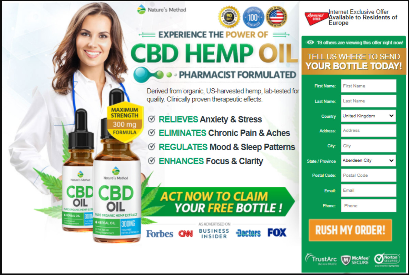 nature method cbd oil