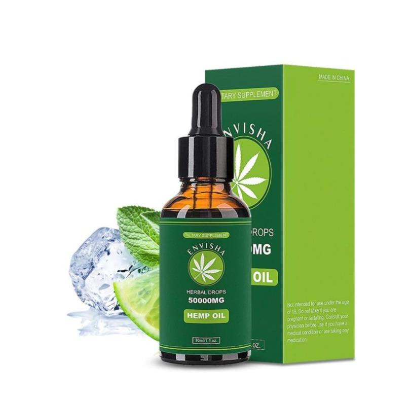herbal drops cbd oil rev